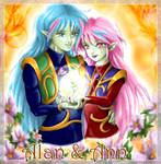 To Live Again as Alan and Ann