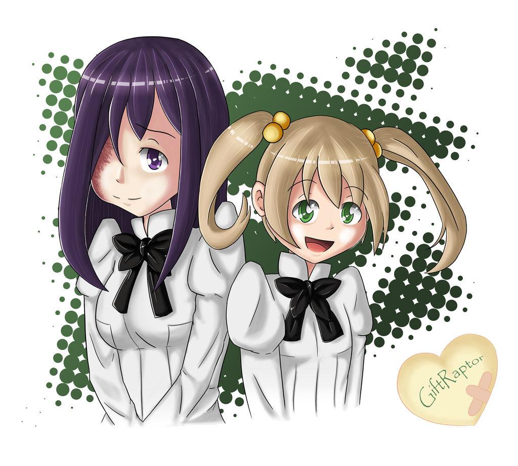 Hanako and Emi