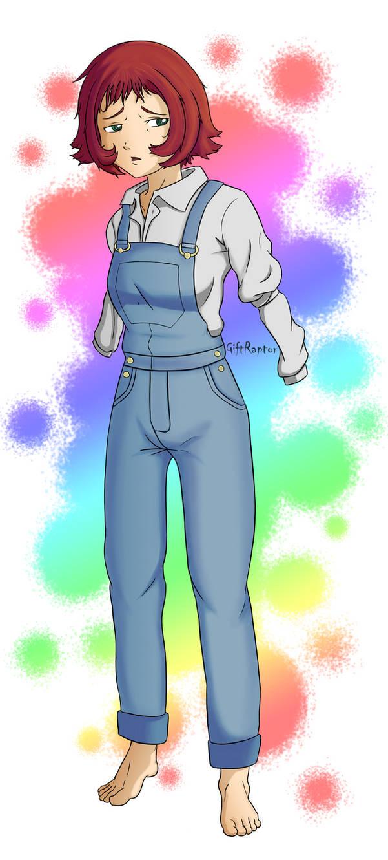 Rin Tezuka by GiftRaptor