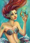 'catch a mermaid'