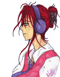 Kurama by The-Insomiac-Artist