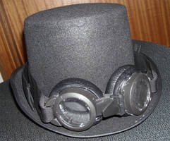 Steam-Punk Goggles