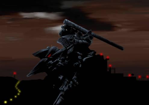 Aaliyah - Armored Core 4