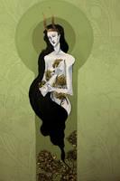Lady Loki by wangoes