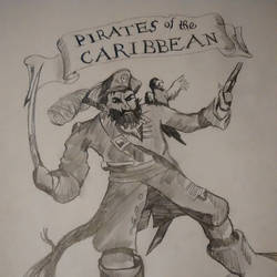 Dead Men Tell no Tales by mrbazinga