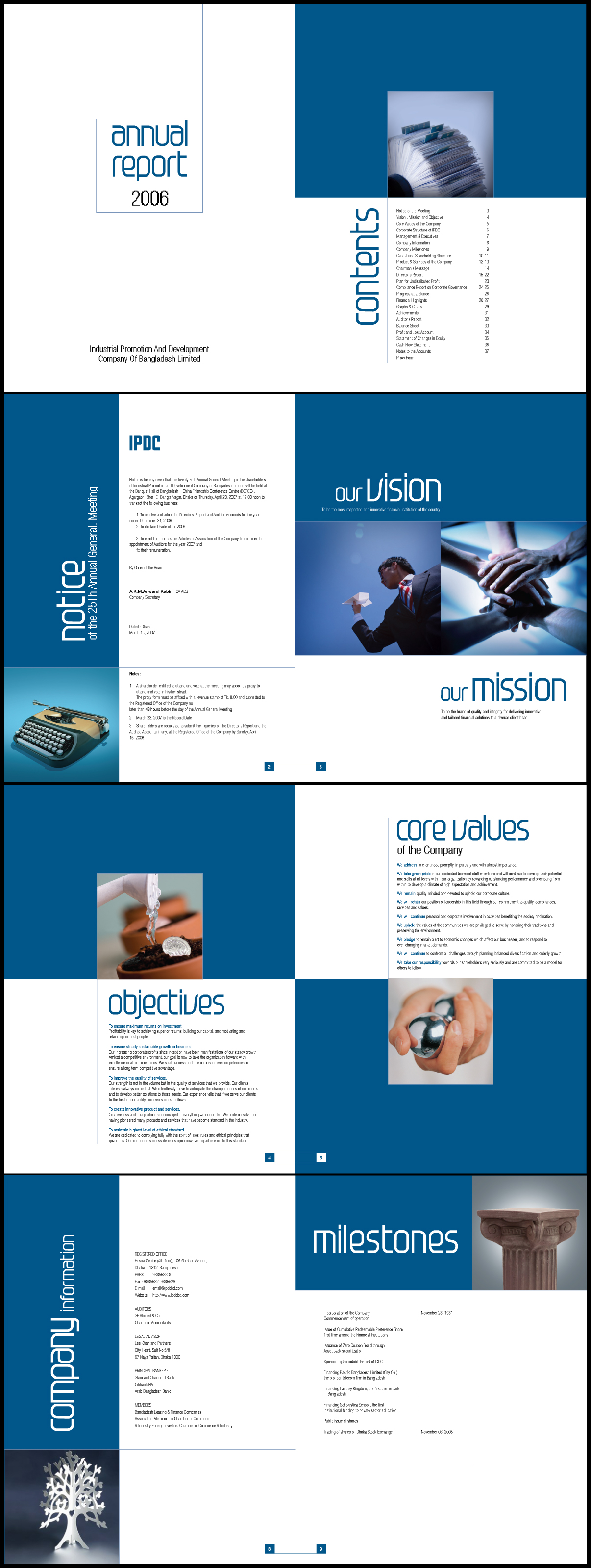 annual-report by capmunir