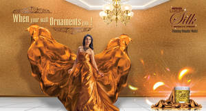 Berger Luxury Silk Bronze