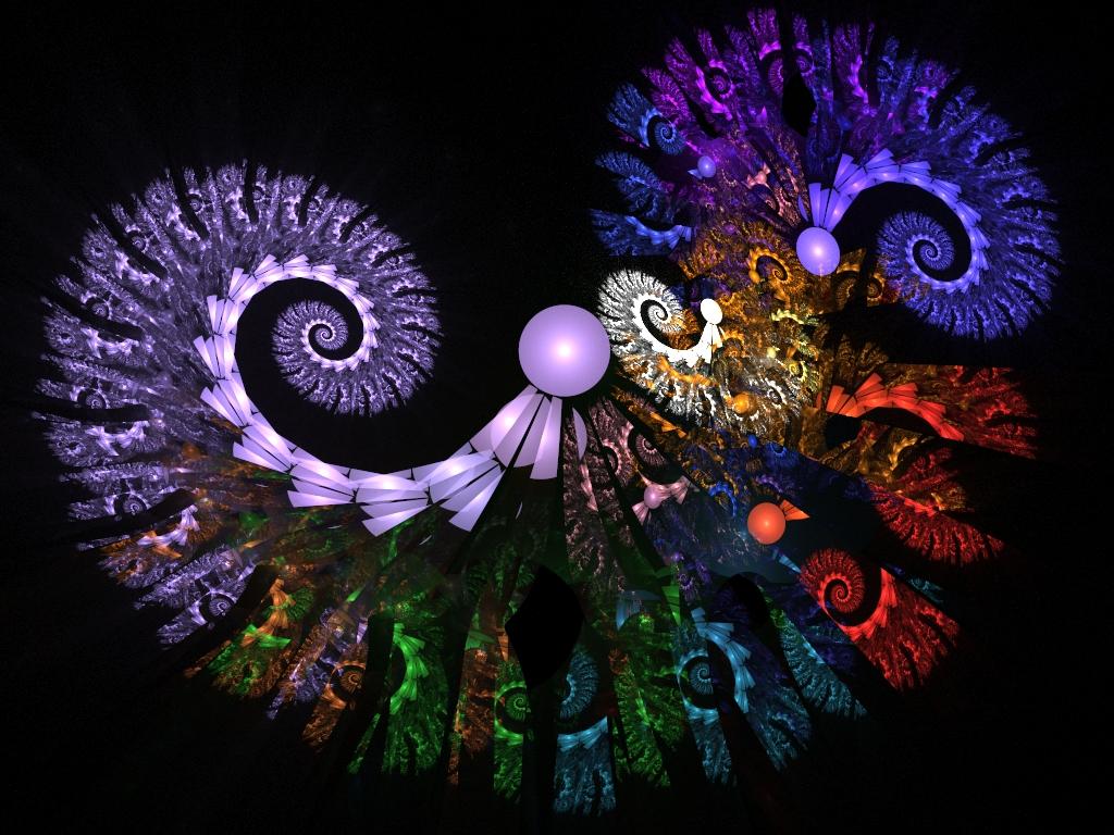 Spiral Fan by wolfepaw