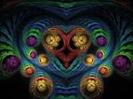 Heart of Alien Egg Chamber