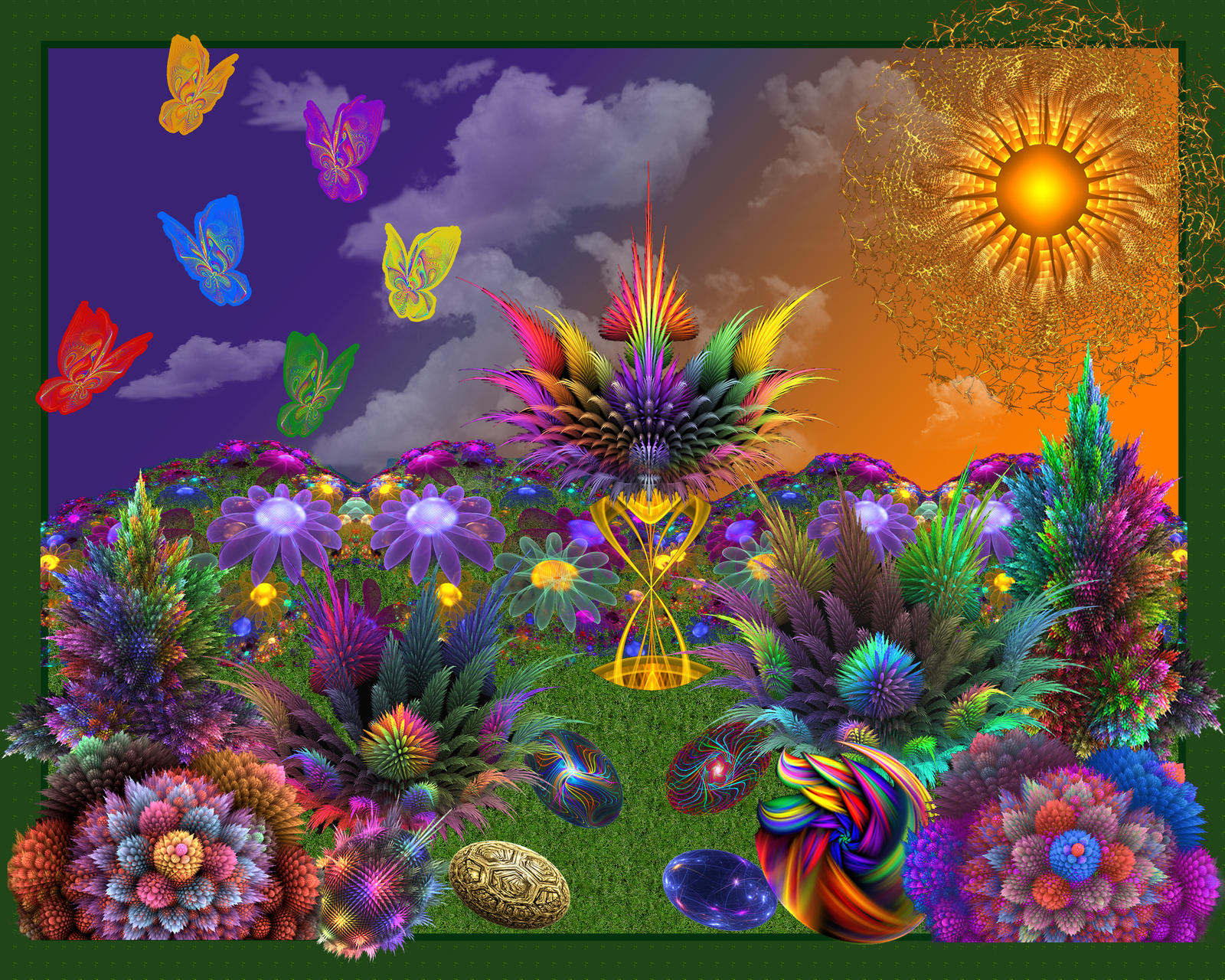 rework of apo rainbow butterfly garden based on some advice from