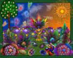 Apo Rainbow Garden