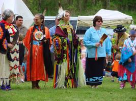 Natchez Pow-wow 2  The Ladies