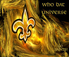 Who Dat Universe