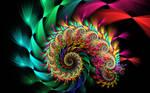Radial Blur Spiral