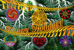 Happy Fractal Holidays