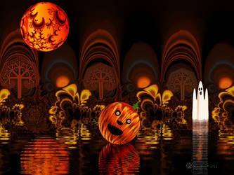 Vampire Moon by wolfepaw