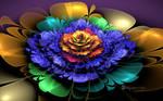 Embossed Bloom