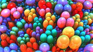 Left-over Easter Eggs