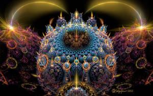 Arcs of Creation by wolfepaw