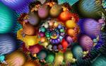 Textured Spiral