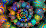Spiral of Many Colors