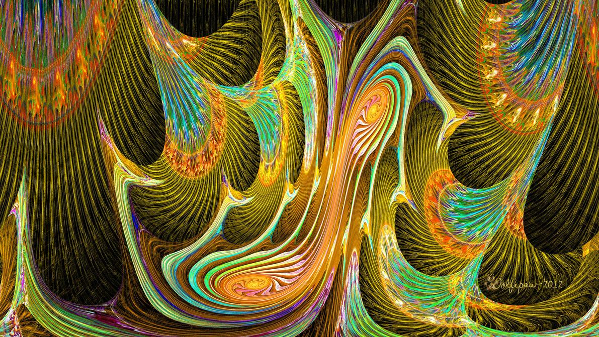Polar Julian String Art by wolfepaw on DeviantArt