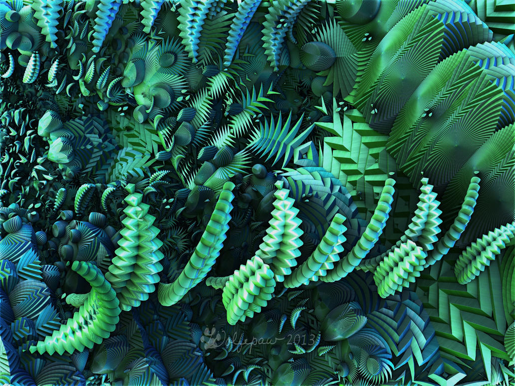 Ocean or forest floor by wolfepaw on deviantart for Another word for ocean floor