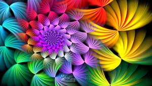 Spiral Swirls by wolfepaw