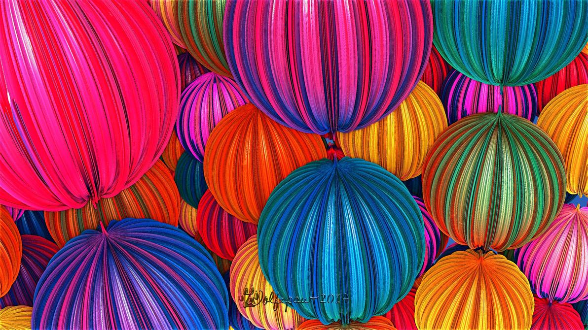 MDB3D Balloons by wolfepaw