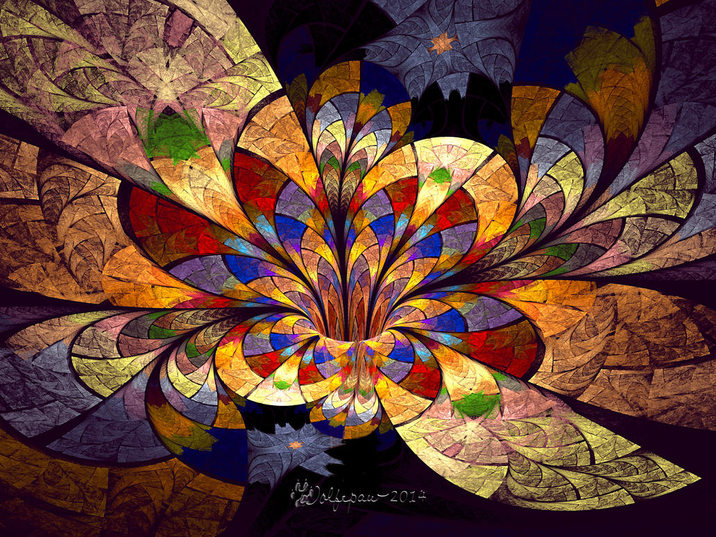 Bloom in Glass by wolfepaw
