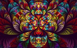 E-Splits Spherical Rainbow Glass by wolfepaw