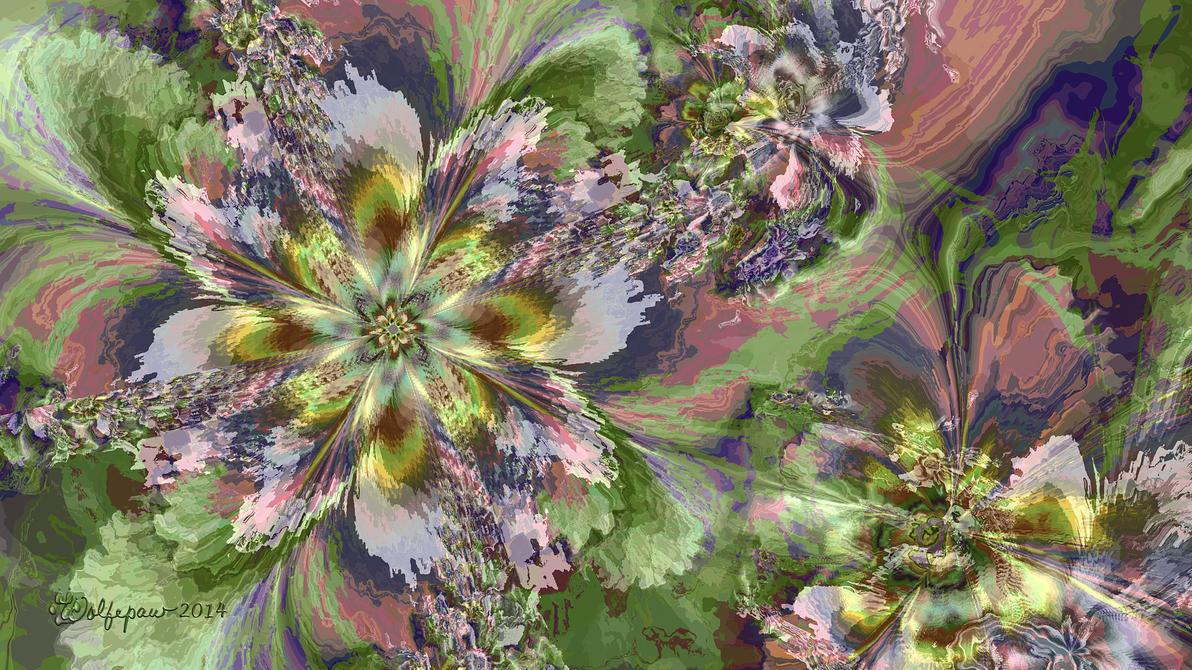 Wildflowers by wolfepaw