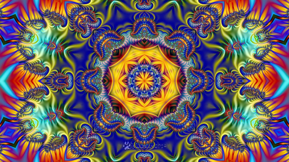 Another Kaleidoscope by wolfepaw