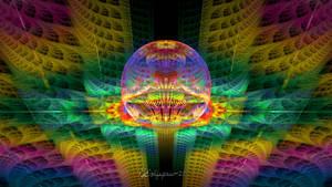 Oscillating ESplits Globe by wolfepaw