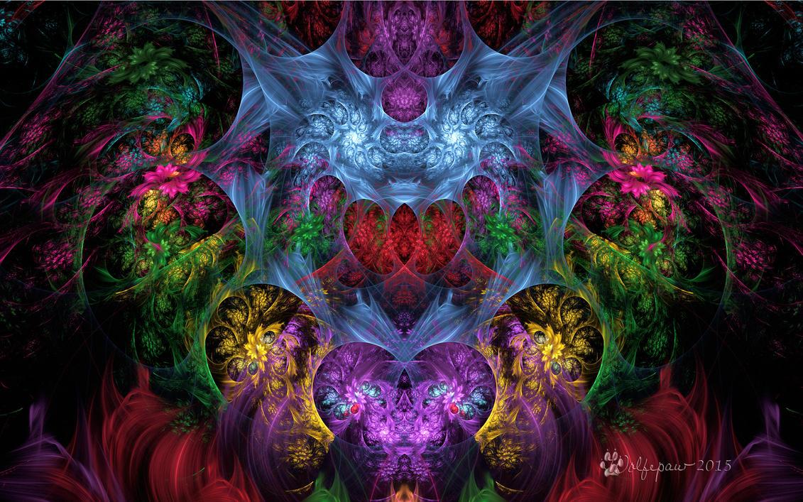 Bipolar Hearts by wolfepaw