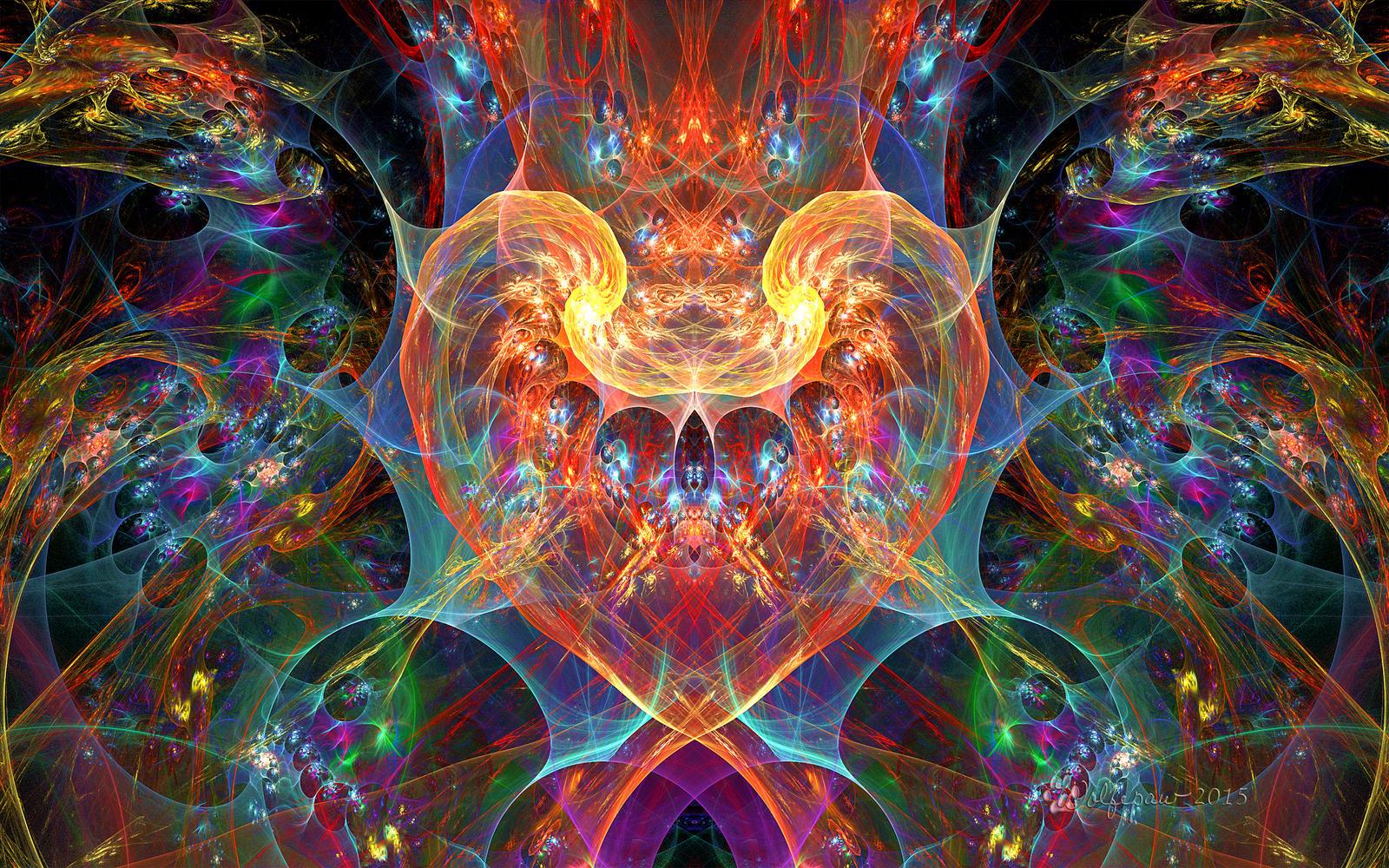 An Energetic Heart by wolfepaw on DeviantArt