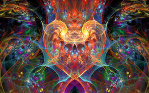 An Energetic Heart by wolfepaw