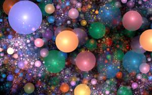 Bazillion Bubbles by wolfepaw