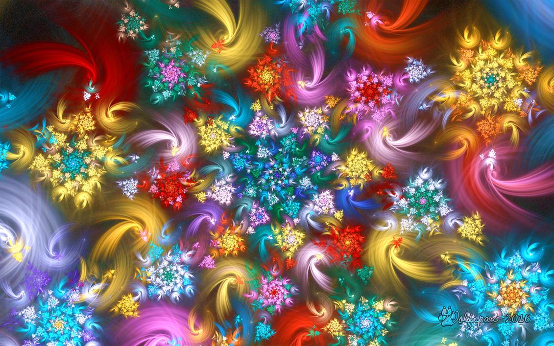 Image Result For Flowers Spiral Mandala