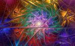 Spherical Julian Rainbow Spiral