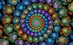 Spiral Shell Beads Redux