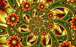 UF Chain Pong 744 - Autumn Spiral