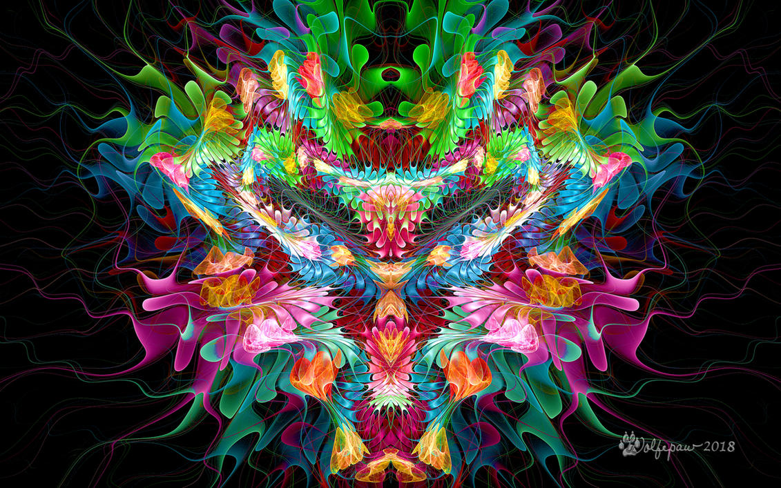 GlynnSym2 Floral Juliascope by wolfepaw