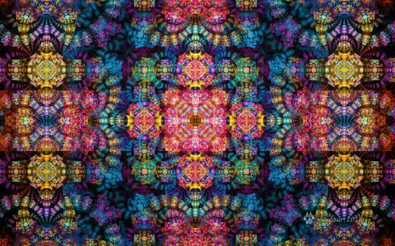 Bipolar Bubble Epispiral Julian 4pt Symmetry