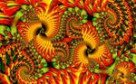 UF Chain Pong 997 - Hallow-mas Spirals