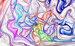 Painted Gnarl Swirls by wolfepaw