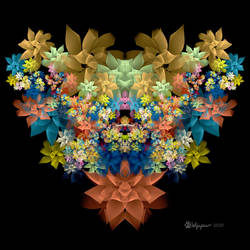 Bloomin Flower Heart