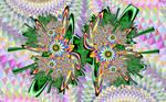UF Chain Pong 1512 - Follies Flowers