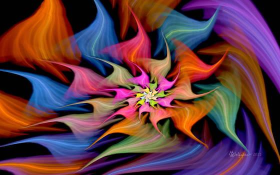 Flowing Flower Too