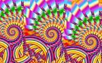 UF Chain Pong 1547 - Barnsley Spirals